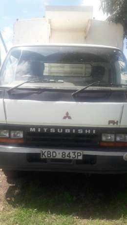 Quick sale! Extremely clean Mitsubishi FH KBD truck available at 2.4m Nairobi CBD - image 1