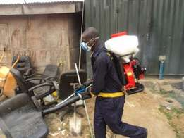 Clean and safe fumigation