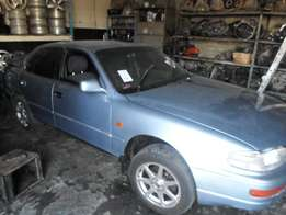 1997 TOYOTA CAMARY 3.0L V6 Breaking for Spares.