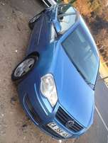 2007 polo 1.6 blue color 90000km R78000