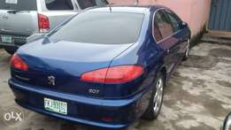 ADORABLE MOTORS: A Tokunbo standard 2008 Peugeot 607 4 Sale.