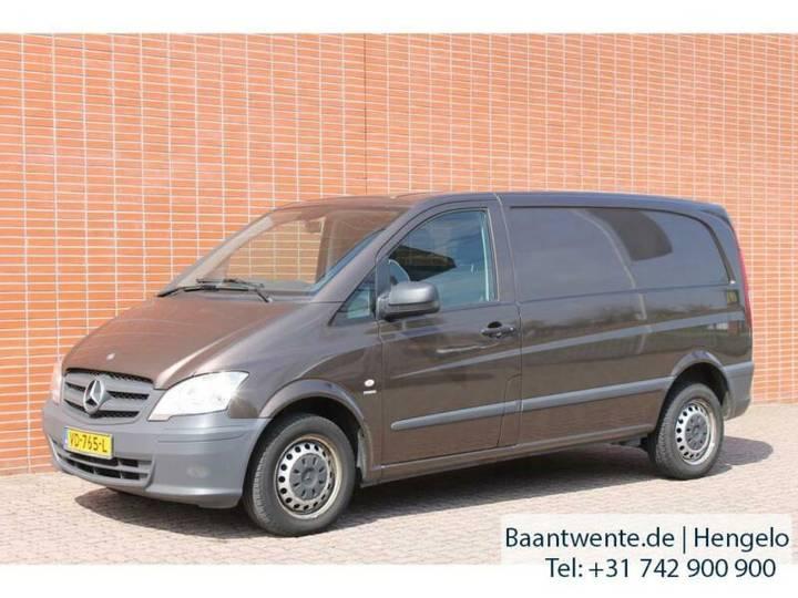 Mercedes-Benz Vito 113 CDI Klima Kasten - 2013