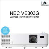 August Offer!Nec NP-VE303G Projectors.Was 50,000,Now 45,000