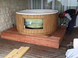 Jacuzzi Services, Installations, Repairs, Supplies and Removals