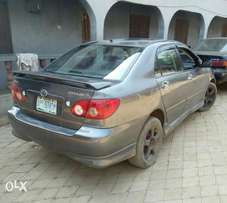 A sharp very clean 2006 Toyota Corolla Sport for sales