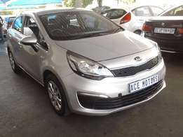 2015 Kia Rio 1.2 Sedan for sale R125000