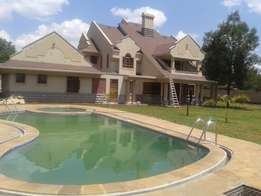 Ambassadorial 6 bedroom new house for sale in Runda