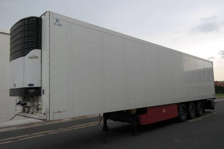 Schmitz Cargobull AGSKO24 multi temp dvouteplotní carrier 1350 - 2007