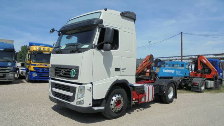 Volvo FH 420 EEV*ADR*Schalter* - 2012