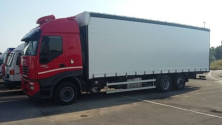 Iveco STRALIS AS260S42Y - 2006