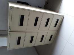 Steel filing cabinets for sale