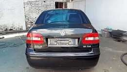 2007 Volkswagen Polo Classic 1.9 Tdi Highline 96kw for sale