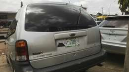 Nigerian used ford windster