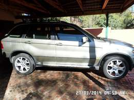 Neat BMW X5 for sale, Kroonstad