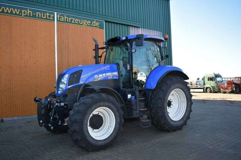 New Holland T7 210 Power Command - 2013 for sale | Tradus