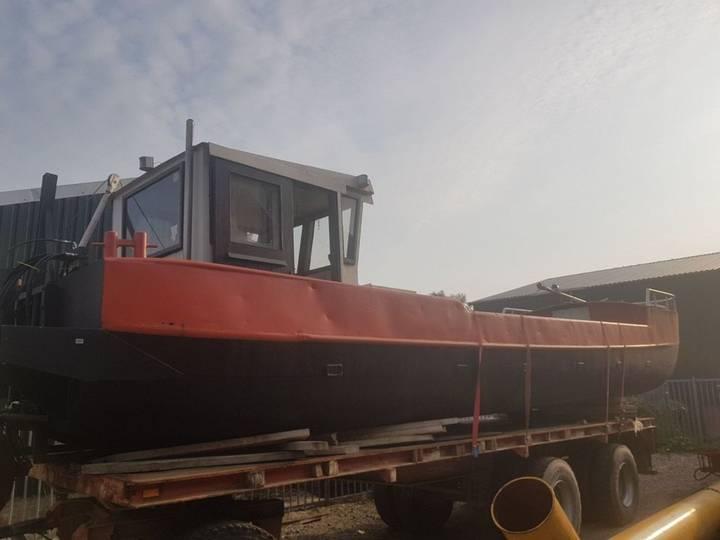 Werkboot dredge