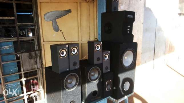 Music speaker systems Kabete - image 1
