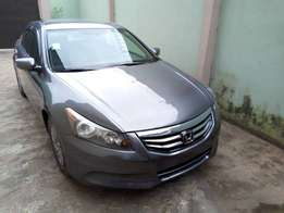 Tokunbo 2012 Honda Accord.. Fullest option !
