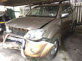 Toyota Fortuner 4X4 V6 A/T