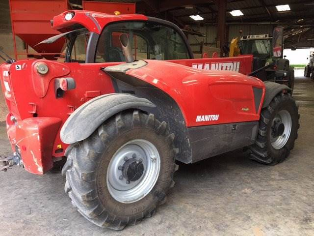 Manitou Mlt 840-137 Ps Elite - 2012