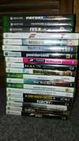 Xboxo 360 and Xbox One games