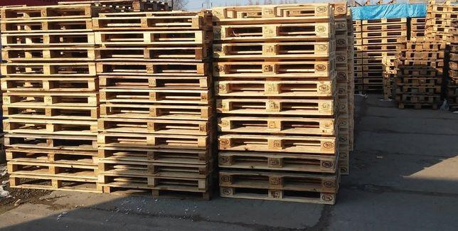 Tylko na zewnątrz Skup/Sprzedaż palet EURO i przemysłowych 1200x800,800x600 Krosno HW53