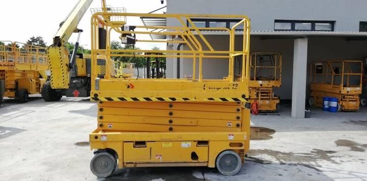 Haulotte Compact 12 - 12m, electric - 2008