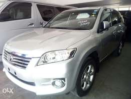Silver Toyota Vanguard KCN Number