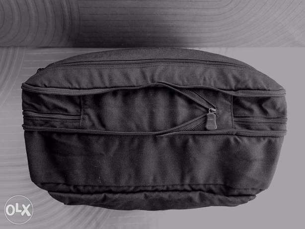 USA Brand Name Lands'End Business Deluxe Canvas Briefcase! Nairobi CBD - image 6