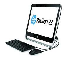 OFFERS!HP Pavilion 23 Non Touch-All in One Desktop-AMD A6-8GB-1TB
