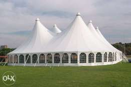 Rental Dome & A frame tents