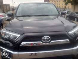 Toks Toyota 4runner 2016 Model