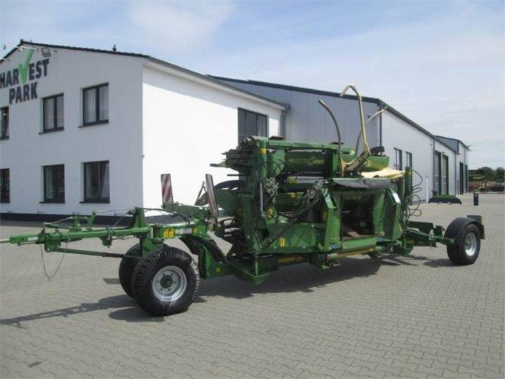 Krone Easy Collect 1053 - 2011