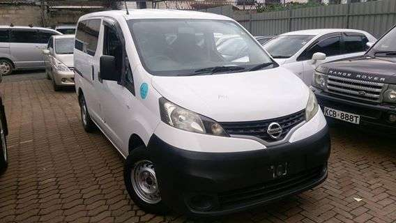 Nissan NV200 just arrived on quick sell Nairobi CBD - image 1