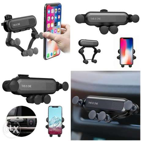 Gravity Car Phone stand delivery available