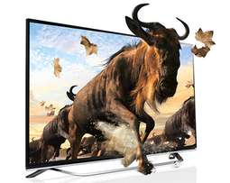 Superior viewing of the LG 65 smart webos 4K led tv