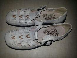 Новые белые женские сандалии босоножки Rieker 37 размер 9265a63917888