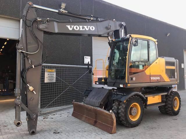 Volvo Ew160e - 2015