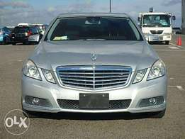 Mercedes Benz E300 Silver 3000cc 2010 at 2.9m only