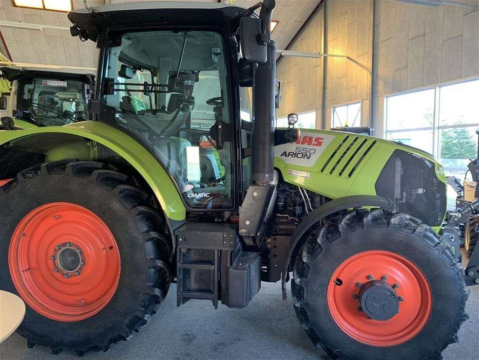 Claas Arion 550 C-matic - 2015 - image 3