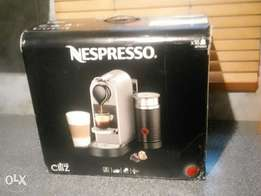 nesspresso citiz and milk machine