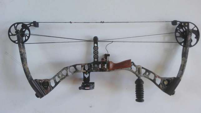 Hunting bow. George - image 4