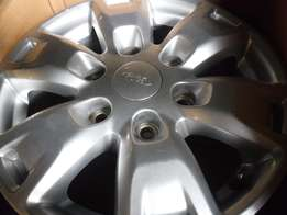 4xFord Ranger mags 16inch, in good condition!!