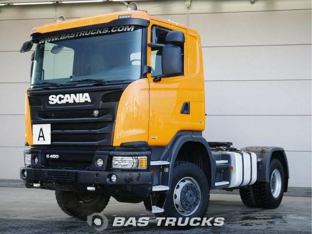 Scania g450 - mietkauf schnell und unkompliziert - 2014