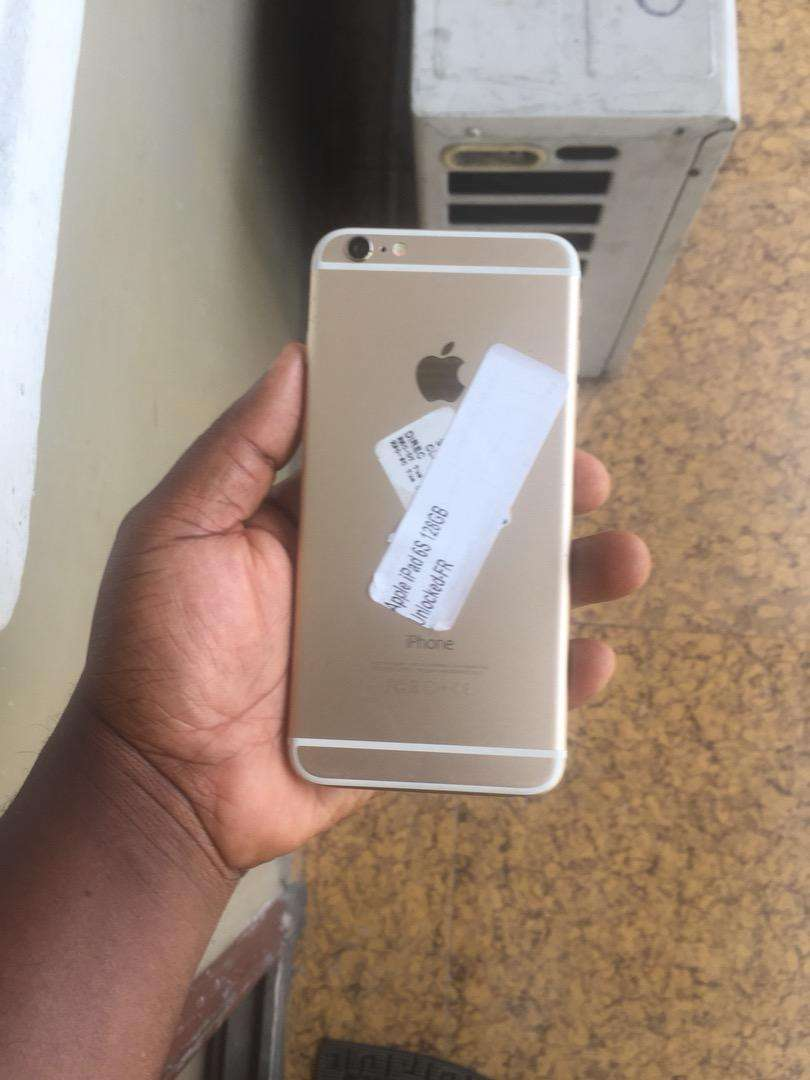 London Gold Iphone 6s Plus 128gb Obio Akpo Phones Mobile Apple 0
