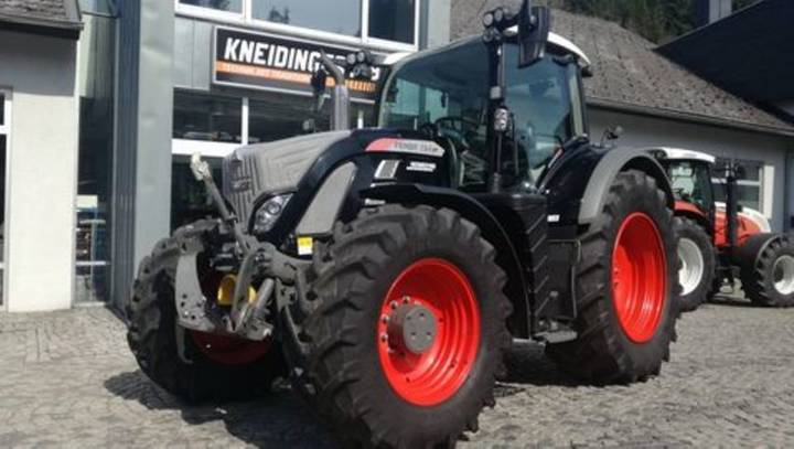 Fendt 724 vario profi plus - 2018