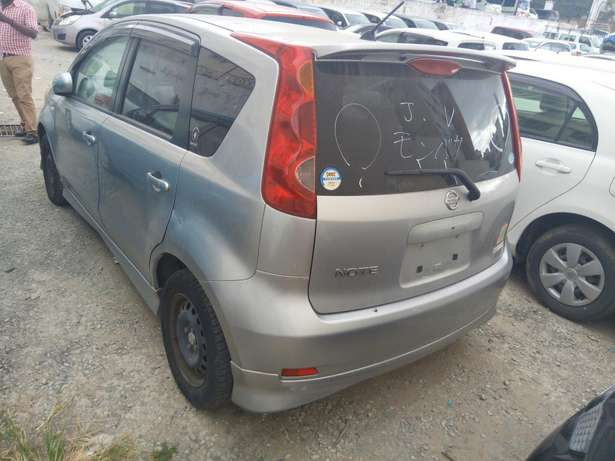 Nissan note with body kits Mombasa Island - image 5
