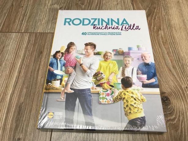 Książka Kucharska Lidl Rodzinna Kuchnia Lidla Zdrowe