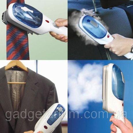 Ручной отпариватель для одежды Tobi Steam Brush паровой утюг Краматорск -  изображение 1 aacf6506c359f