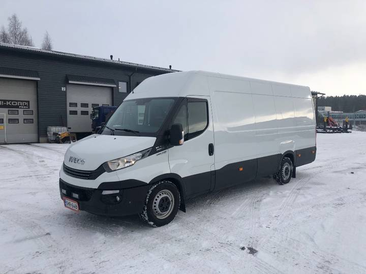 Iveco Daily 35s16a8 - 2017
